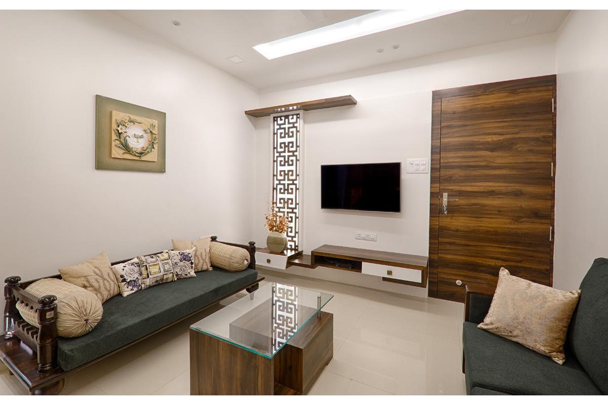 Residential Apartment Interior Design