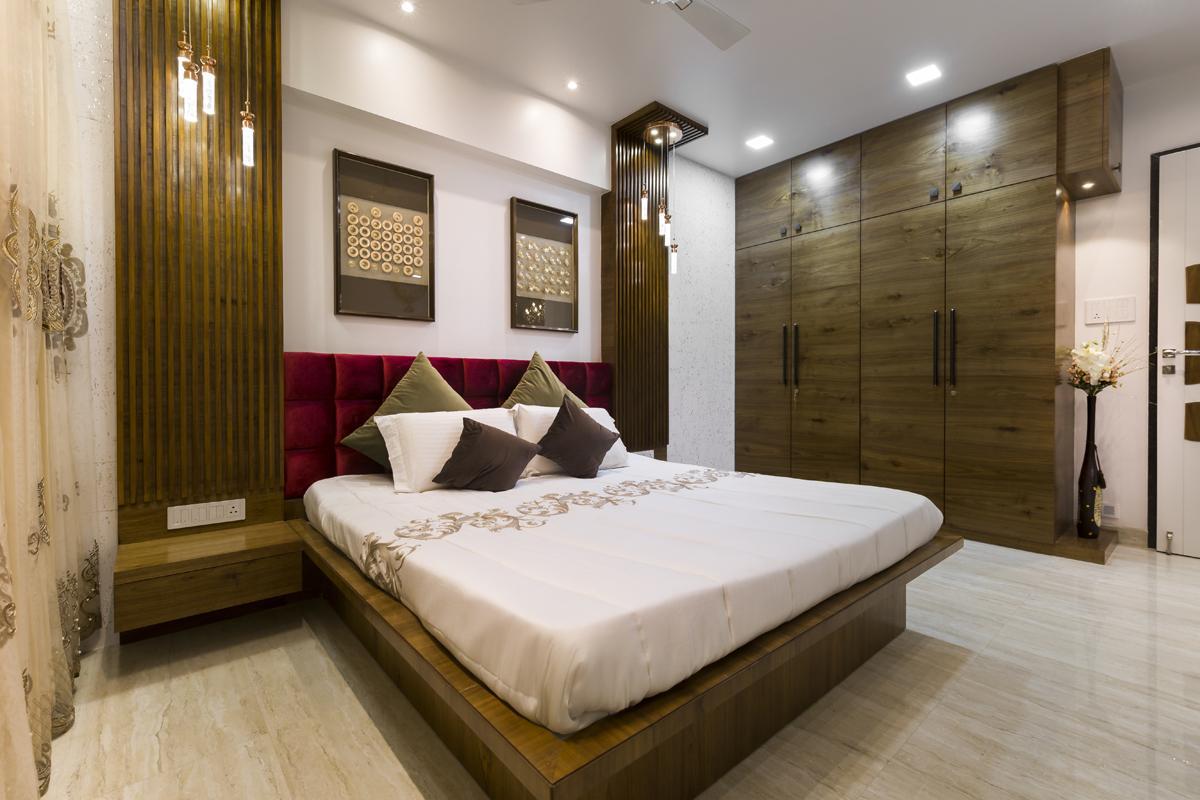 Interior Design Photo Gallery Of 3 Bedroom Luxurious Flat