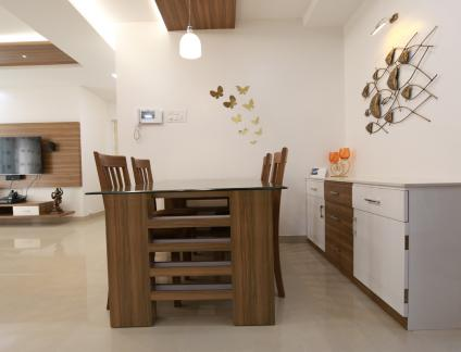 Decoration ForInterior Residential Flat